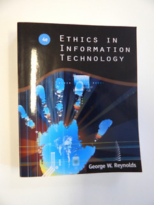 Book: Ethics in Information Technology