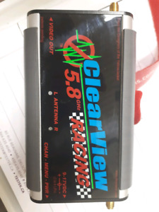 Fpv reciever clearview Racing 5.8ghz