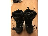 Women's Northwave Dime snowboard boots size 5/6