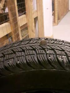 205 55R16- Himalaya WS2 Winter Tires