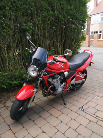 Suzuki Bandit 600 MK2 2000
