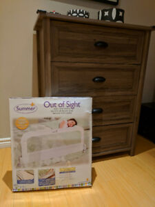 Summer Infant Out of Sight Bedrail (In original box)