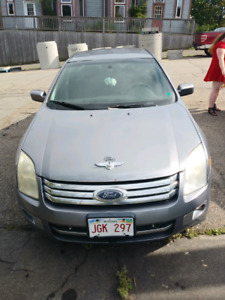 2007 ford fusion for parts or repair