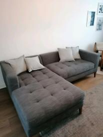 Dwell chaise lounge sofa