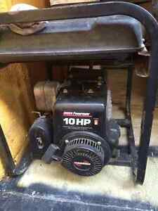 5000 watt Coleman portable gas generator in amazing shape Windsor Region Ontario image 1