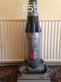 DYSON DC07 FULLY SERVICED FREE SET OF PERFUMED FILTERS BLACK 2