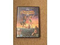 Disney tinker bell pirate fairy dvd