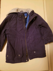 Toddler GAP boy jacket 2 in 1