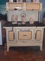 Antique Beach Glowmaid wood cookstove