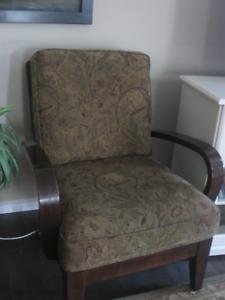 Pier 1 Club Chair
