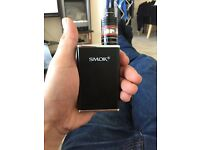 Smok 80 watt temp controlled mod and tank