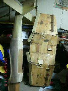 100inch Stuka Giant Scale with plans