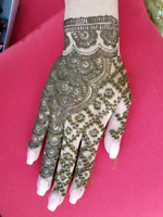 25% OFF- Karwa Chauth Special offer- HENNA TATTOO/ Mehandi GTA