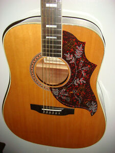 MINT 1970's PRE-LAWSUIT MANN ACOUSTIC A328 MIJ sell/trade