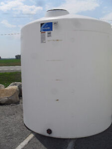 2500 US Gallon Vertical Tank for Sale