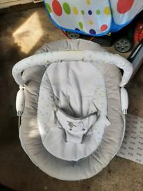 Sheep theme baby bouncer