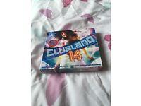 Clubland 14 cd