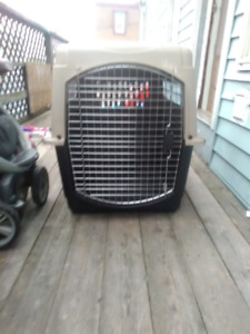 XL dog kennel / carrier for home and travel