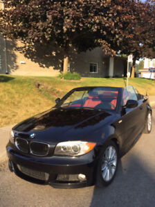 2012 MBW 128i Convertible_Black/Red, Automatic
