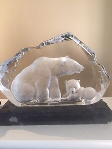 Mats Jonasson Crystal Sculptures - Many Choices West Island Greater Montréal image 3