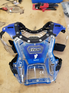 Motocross (Dirt Bike) Chest Protector - youth