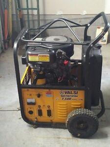 Valsi 7500 W Generator Kingston Kingston Area image 1