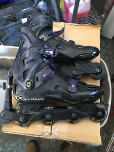 3 PAIR OF ROLLER BLADES FOR SALE