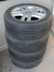 "VW Bioline 16"" wheels - fits Audi, GTI, Mercedes, 2006+ VW"
