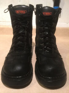Men's Harley-Davidson Leather Boots Size 7 London Ontario image 5