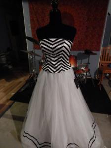wedding or formal dress