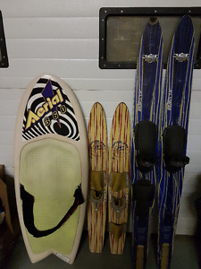 WATER SPORT EQUIPMENT FOR SALE
