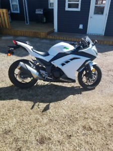 Ninja 300 with abs for sale