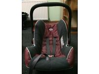Britax sports car seat