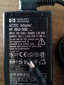 HP 0950-2880 18V 2.23A Power adapter