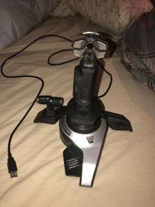 madcatz cyborg fly 5 flight stick - 60 obo - Priced to sell