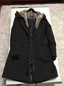 Madison Down Hooded Parka