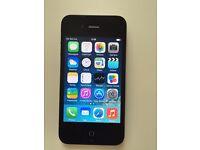Apple iPhone 4 - 8GB - Black (Orange/EE) Smartphone. In box. Just Phone