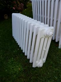 Original cast iron radiator (no feet)