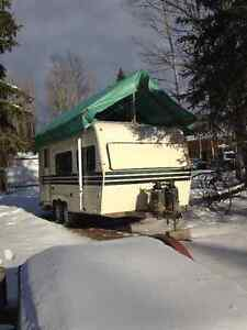 18 foot travel trailer for sale