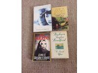 Books x 4
