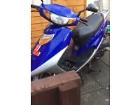 50cc import moped Spiars repiars