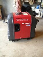 Honda EU3000IS Inverter / Generator