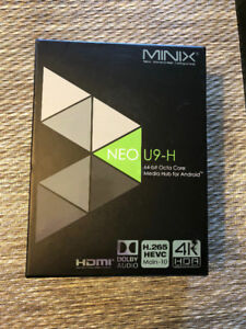 MINIX U9-H Android TV Box