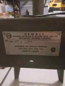 working Antique radial arm saw and band saw Kitchener / Waterloo Kitchener Area image 3