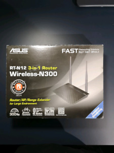Routeur ASUS NEUF