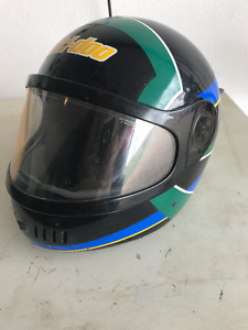 Skidoo Helmet with Face Shield (M)