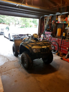 2006 arctic cat 400 4x4
