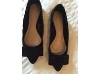 Black Carvela Pumps