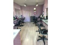 Hairdressing salon for sale
