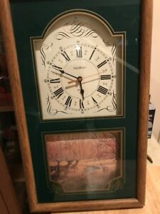 for sale wall nature clock